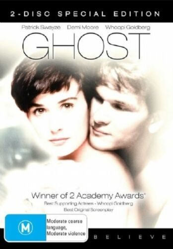 1 of 1 - Ghost (DVD, 2007, 2-Disc Set) -- Free Postage --