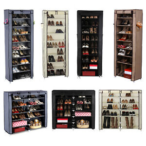 Songmics-Shoe-Rack-Shoes-Cabinet-Stand-Standing-Storage-Organizer-Furniture