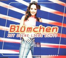 Blümchen Ist deine Liebe echt? (2000, CD2) [Maxi-CD]