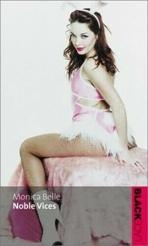 Noble Vices (Black Lace) by Belle, Monica Paperback Book The Cheap Fast Free