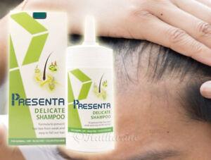 Presenta Delicate Shampoo Prevent Hair Loss Weak Fall Out Hair