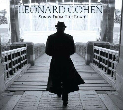 1 of 1 - Leonard Cohen - Songs from the Road [New CD] With DVD