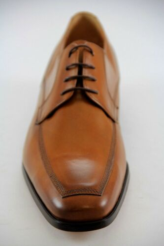 Made in SPAIN Style#5841 Dogen Men/'s ALL LEATHER  Brown Oxfords Shoes