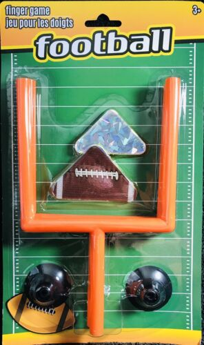 Brand New Finger Game Football 2 Players Ages 3 /& Up