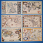 Collection-of-30-Vintage-Antique-Reproduction-Map-Postcards-Made-in-the-UK thumbnail 4