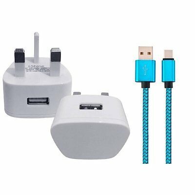 Nacon Ps4 Revolution Pro 2 Controller Replacement Usb Wall Charger Ebay