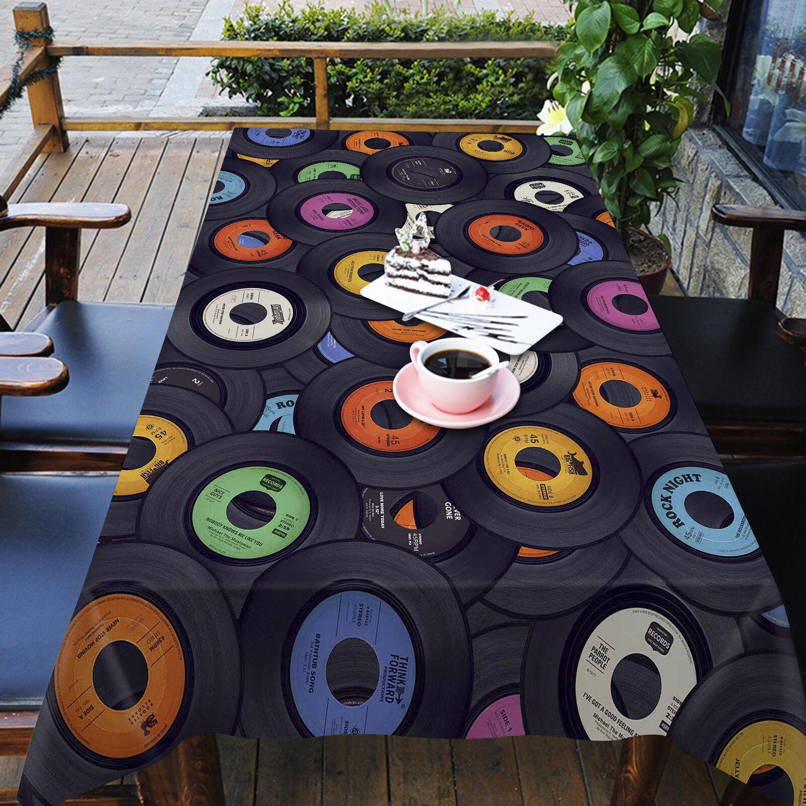 3d récord mantel mantel pañuelo fiesta de cumpleaños AJ wallpaper de Lemon