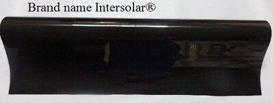 "5/% Limo Dark 30/"" x50/' Window Tint Film HP 2Ply HOME TRUCK AUTO VAN BOAT CAR"