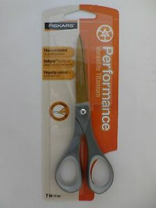 Fiskars-Performance-Titanium-Soft-Grip-7-034-Scissors