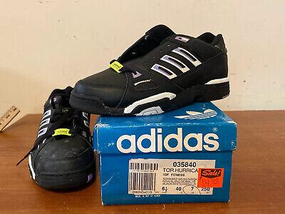 Vtg 90s NOS Adidas Torsion Hurricane