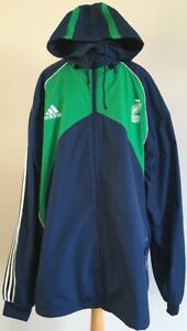 Great-Mens-Adidas-Zip-Up-Rugby-World-Cup-France-2007-Hooded-Jacket-52-54