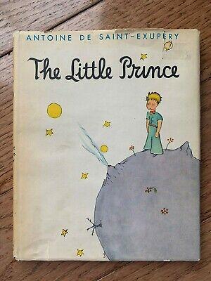 The Little Prince By Antoine De Saint Exupery 1943 Hardcover W Original Jacket Ebay