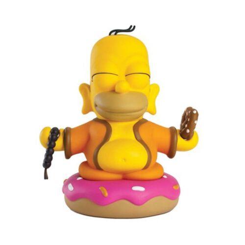 Kidrobot Simpsons Homer Buddha 3 Inch Vinyl Figure NEW Urban Art