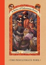 A Series of Unfortunate Events: The Penultimate Peril 12 by Lemony Snicket (2005, Hardcover)