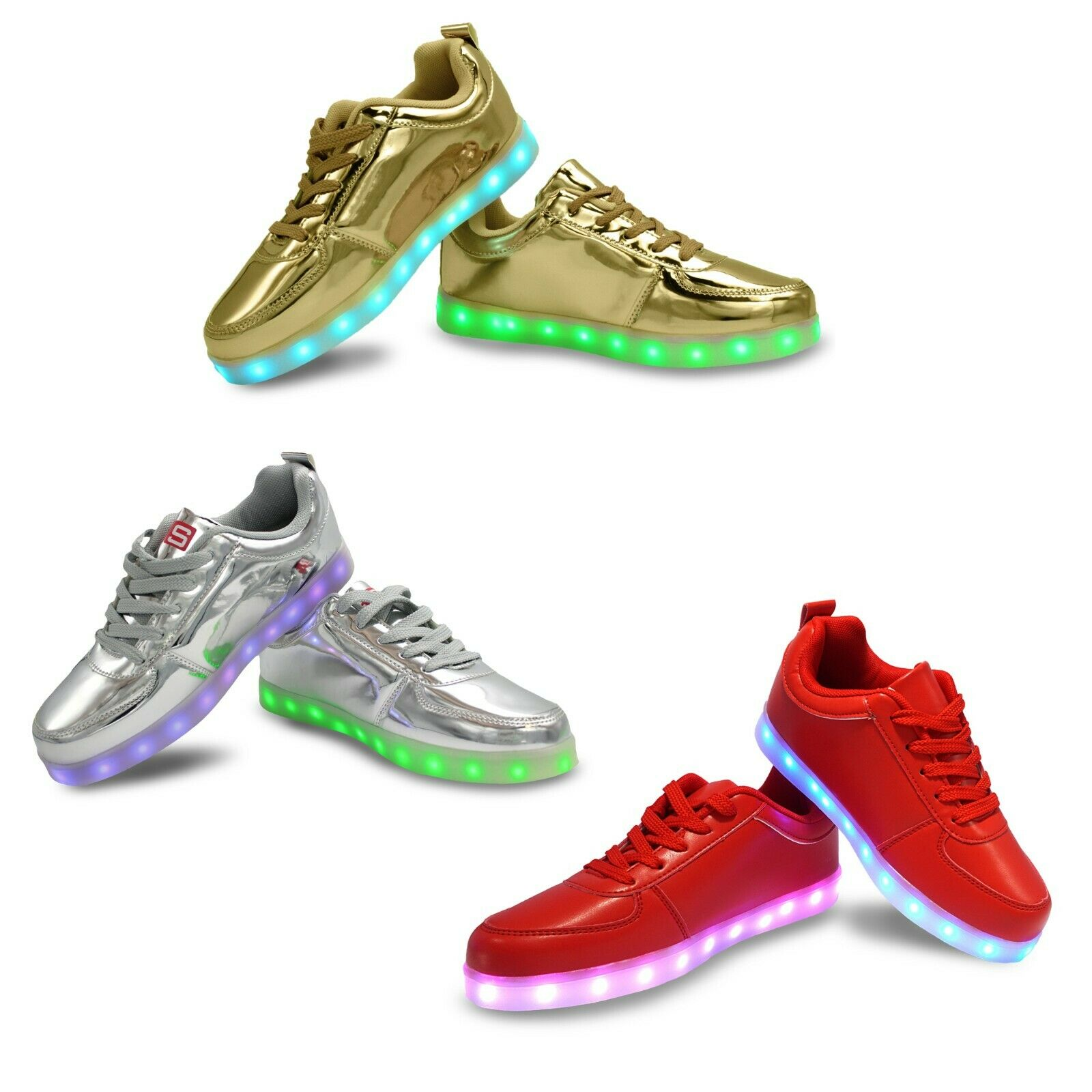 leovera light up shoes