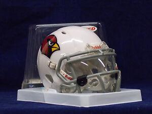fad1a6002a8 Image is loading Arizona-Cardinals-Riddell-NFL-Football-Speed-MINI-HELMET-