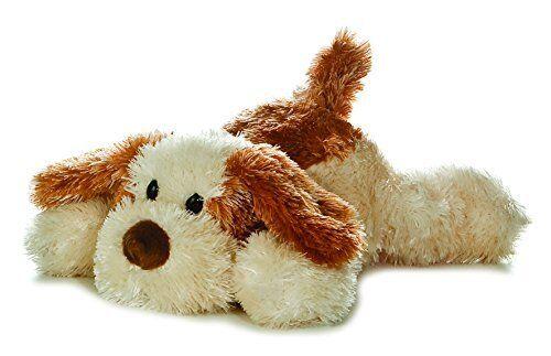 """Aurora Plush Scruff Dog Mini Flopsie 8/"""""""