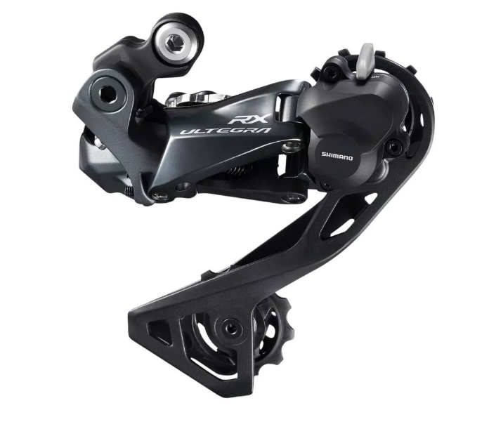 New Shimano Ultegra RX Shadow Plus RD-RX800 GS 11 Speed Rear Derailleur Mid-Cage