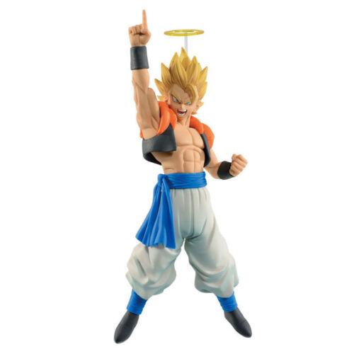 Anime Dragon Ball Z PVC Super Saiyan Gogeta Action Figure Collect Toy Desk Decor