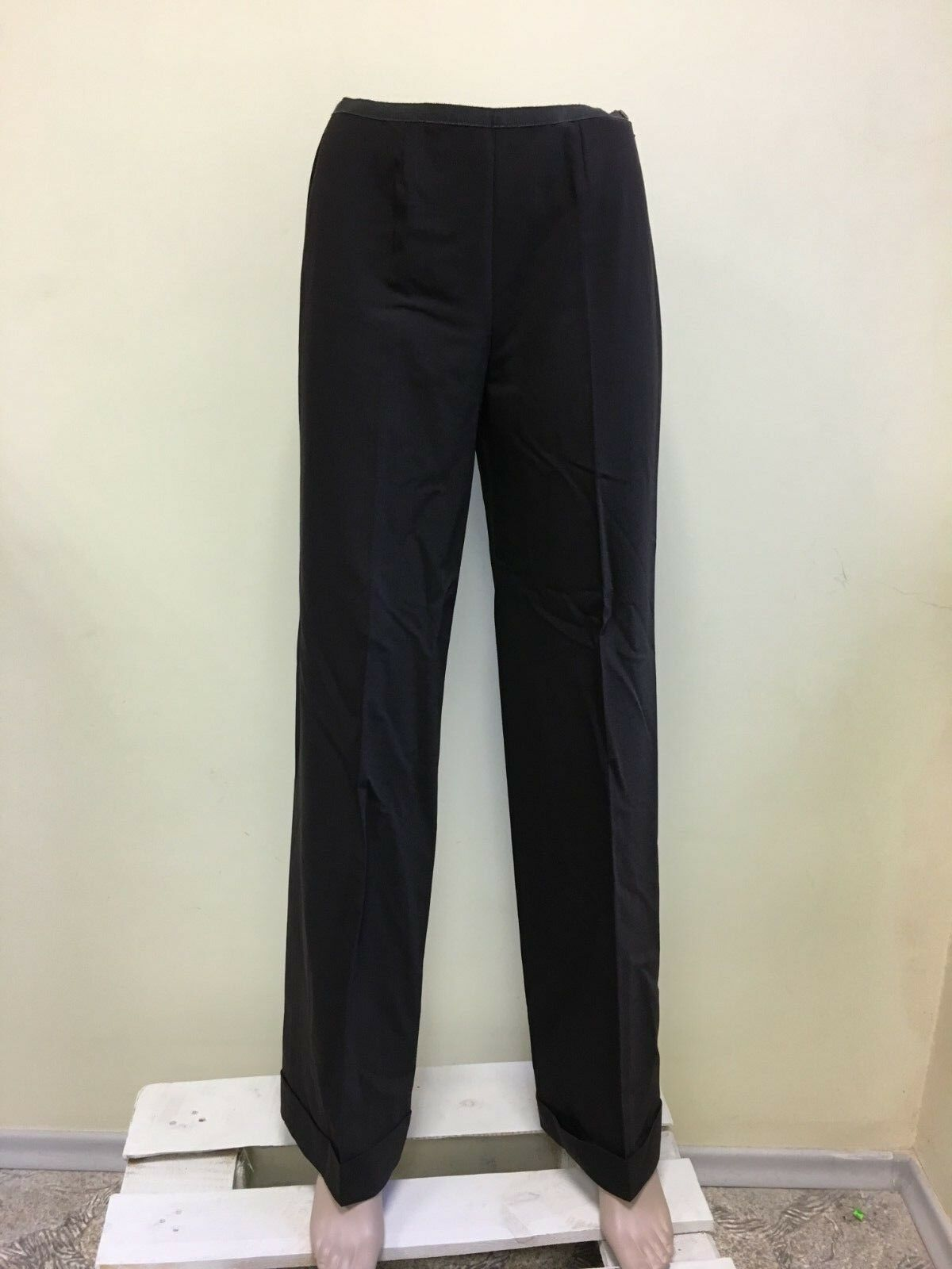 Paule Ka women's trousers F38 IT42 Wool blend