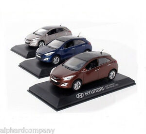 2013 Hyundai New I30 Elantra Gt Diecast Model 1 38 Mini