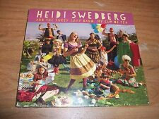 My Cup of Tea by Heidi Swedberg & The Sukey Jump Band (Music CD 2013 Burnside)