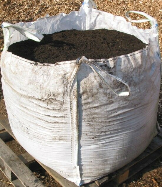 Top Quality Topsoil Compost Mix For Raised Beds 1 Tonne Bag Ebay
