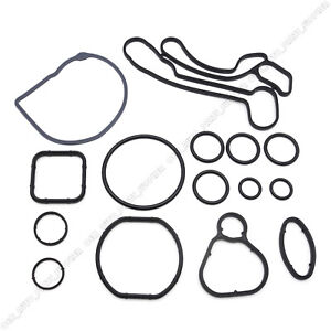 Engine Oil Cooler Gasket Seal 55353321 55354071 for Chevrolet Aveo Cruze Sonic