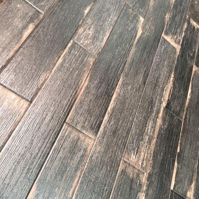 Blackwood Porcelain Plank Floor Tile