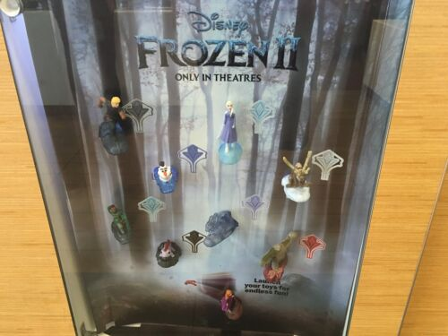 2019 McDONALD/'S Frozen 2 HAPPY MEAL TOYS Choose Toy or Complete Set