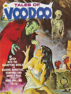 Tales-Of-Voodoo-Magazine-36-Issue-Collection-Comic-Horror