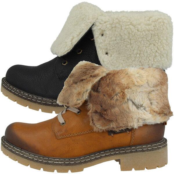 Rieker Ambor Schuhe Women Damen Stiefeletten Y1421 Stiefel Winter Boots Schnürer Y1421 Stiefeletten 3259b6
