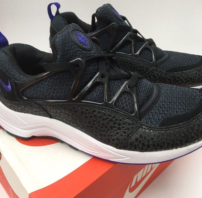 Nike Air Huarache Light Safari Trainers / Sneaker Brand New In Box Rare Scarpe classiche da uomo