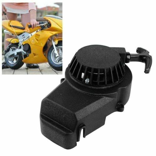Seilzugstarter Pull Starter für 49cc 2-takt Mini Moto Dirt Pocket Bike ATV Quad