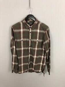 ALLSAINTS-Shirt-Size-Medium-Check-Great-Condition-Men-s