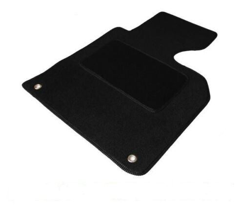 2 Clip SINGLE DRIVERS CAR MAT TAILORED FULLY RANGE ROVER EVOQUE 11-13