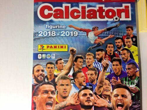 56 BOLOGNA MATTIA DESTRO CALCIATORI 2018-2019 Panini Figurine-stickers n