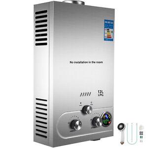 12L-LPG-24KW-Calentador-de-Agua-de-Gas-Propano-Butano-Gas-Botella