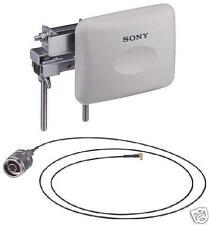 SNCA-AN1 Antenna WiFi aggiuntiva da esterno x schede PCMCIA Sony SNCA-CFW1 e WF5
