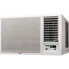 LG LW1816HR 18,000 BTU Window A/C & 12,000 BTU Heat with Remote window Kit 220V