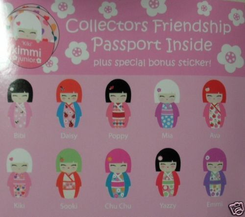 KIMMI*JUNIOR-FRIENDS ARE FUN  CHARLIE KEY CHAIN KJK0061  MINT IN BOX NEW 2013