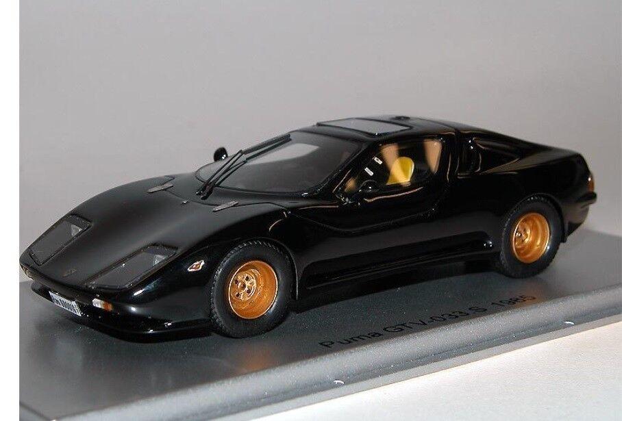 Puma GTV-033.S  nero  1985 (KESS 1 43   KE43016000)