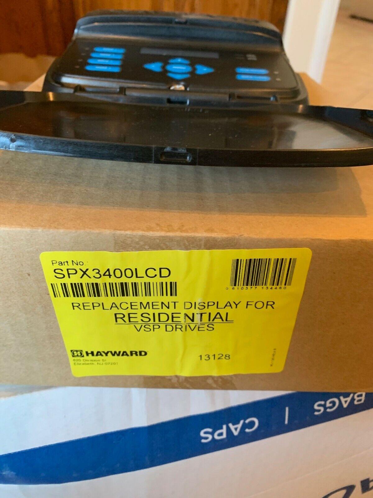 Hayward SPX3400LCD bomba de velocidad variable Mostrar en EcoEstrella