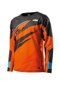 KTM-Gravity-FX-Shirt-Orange-Off-road-Motocross-Motorcycle-Jersey-2019-New