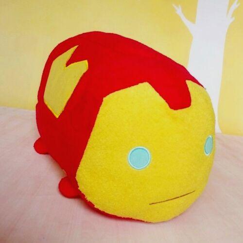 "NEW Disney Marvel Authentic Iron Man Tsum Tsum 11/"" Avengers Plush Toy Gift"