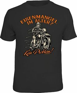 MOTO-Camiseta-eisenmangel-EN-EL-VIEJO-MOTO-Camiseta-Regalo-De-Cumpleanos