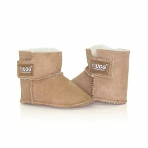 db673108ee8 Details about BABY UGG BOOTS - Bootie Cradle - Baby Erin Infant, No Sole