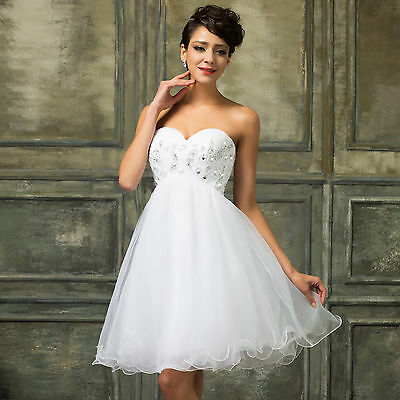 Fairy 2015 New Short Prom Party Evening Homecoming Dresses bridesmaid Graduation