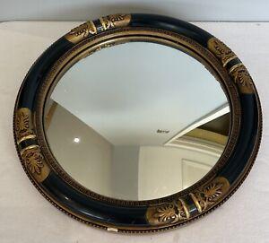 Regency  Convex Round Mirror