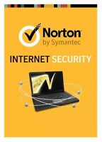 Norton Internet Security 2017 1pc 1 Year - Email Delivery And Delivery
